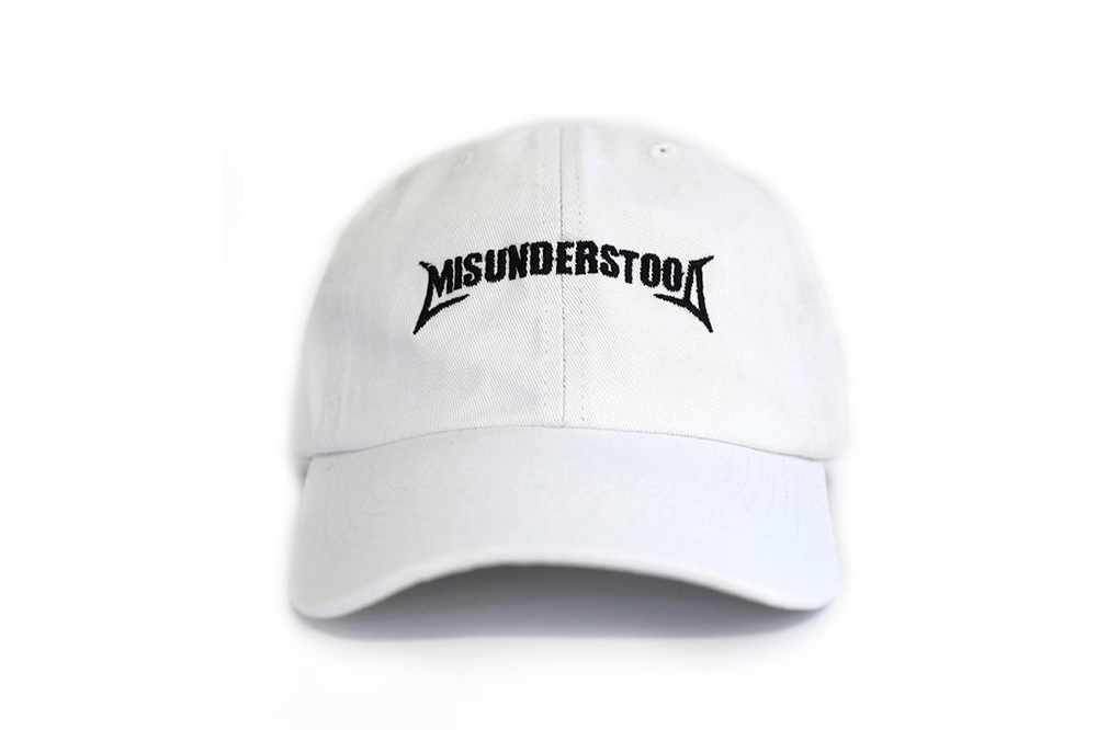 Entree Misunderstood Tour Dad Hat