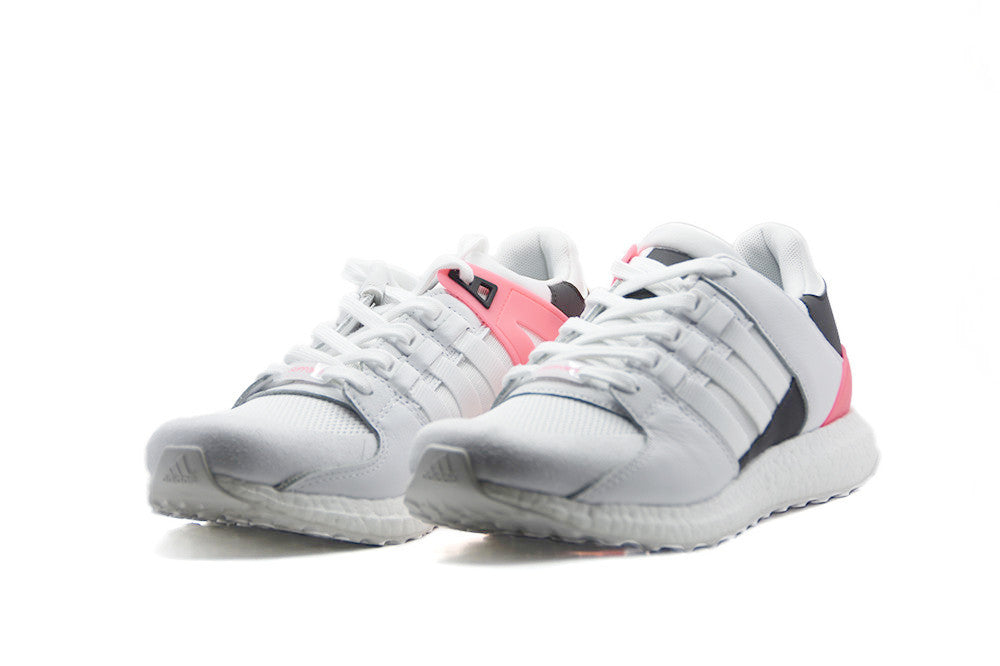 "Adidas EQT Support Ultra ""White/Turbo Red"""