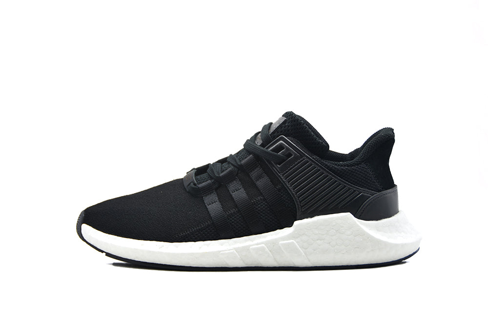 "Adidas EQT Support 93/17 Milled Leather ""Core Black"""