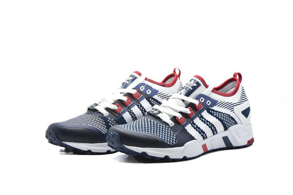 "Adidas x Palace EQT ""White/Red/Blue"""