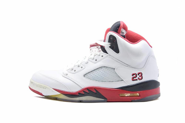 "Air Jordan 5 Retro ""Fire Red"" (2013)"