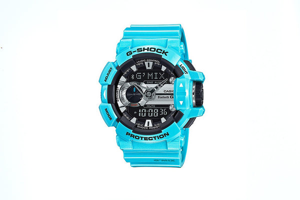 "G-Shock ""Teal Metallic"""