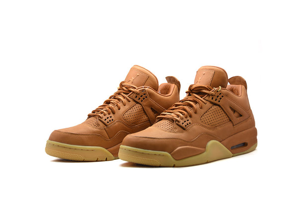 "Air Jordan 4 Pinnacle ""Wheat"""