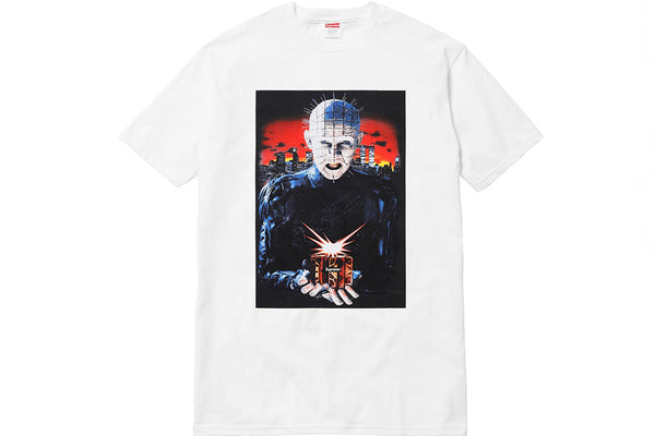Supreme x Hellraiser Hell On Earth Tee
