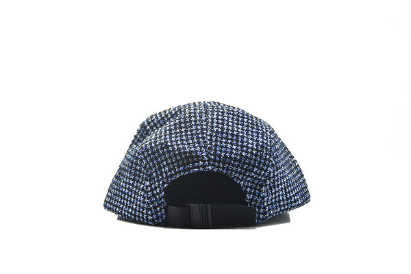 Supreme Boucla Houndstooth Camp Cap