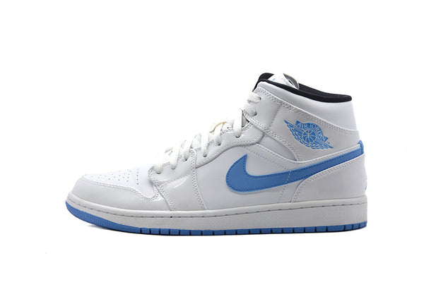"Air Jordan 1 Retro Mid ""Legend Blue"""