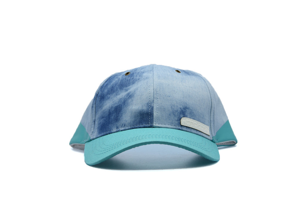 "Dungeon Forward Dipped Denim ""Vice"" Hat"