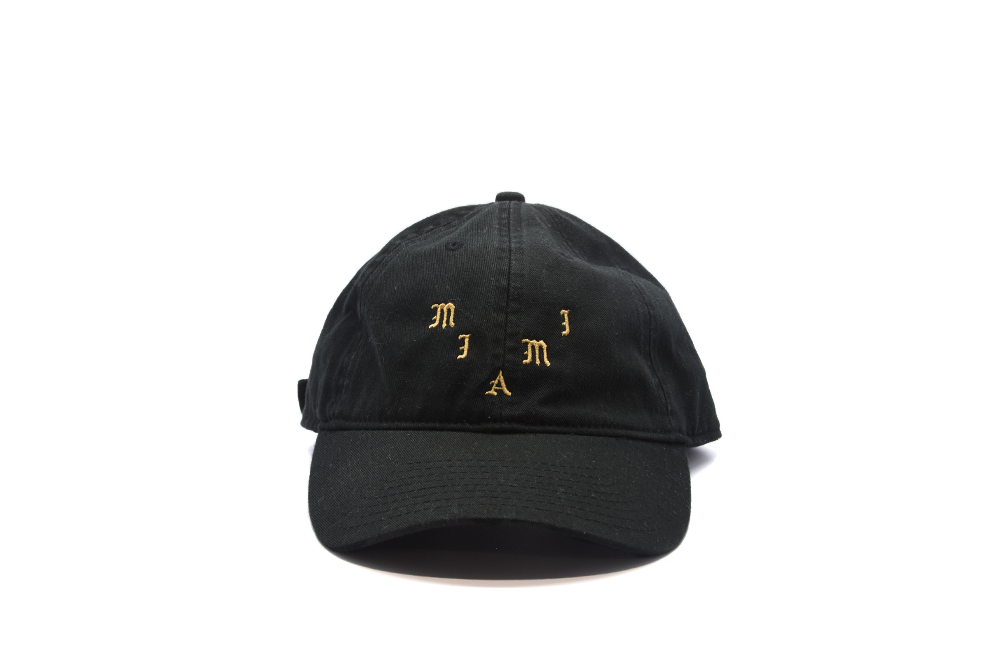 "Kanye West ""MIAMI"" Dad Hat"