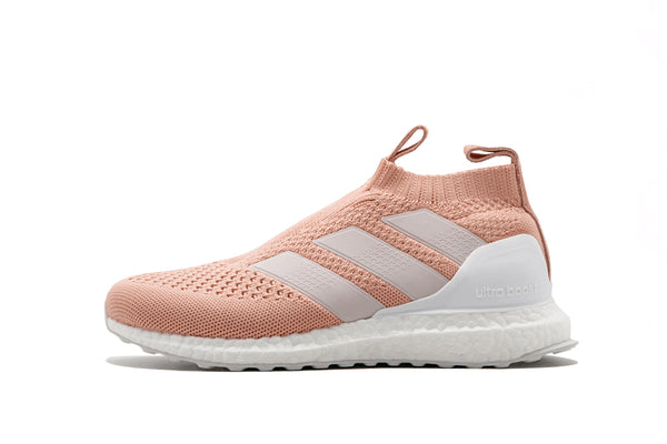 "KITH x Adidas Ace 16+ Pure Control Ultra Boost ""Flamingos"""