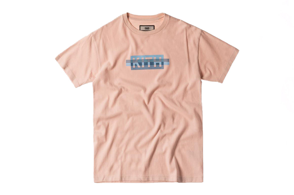 KITH Strike Box Logo T-Shirt