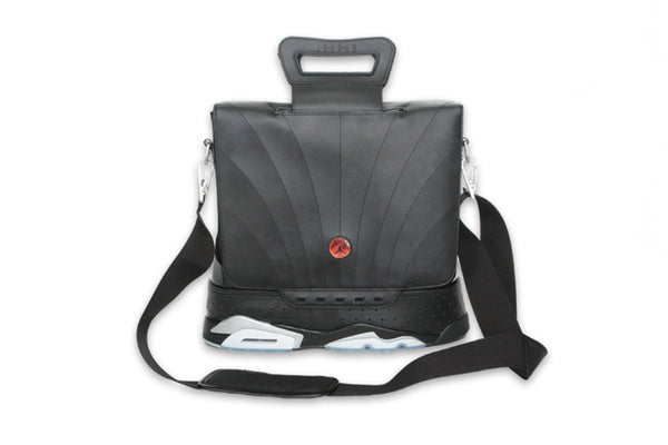 Air Jordan 6 Computer Countdown Messenger Bag