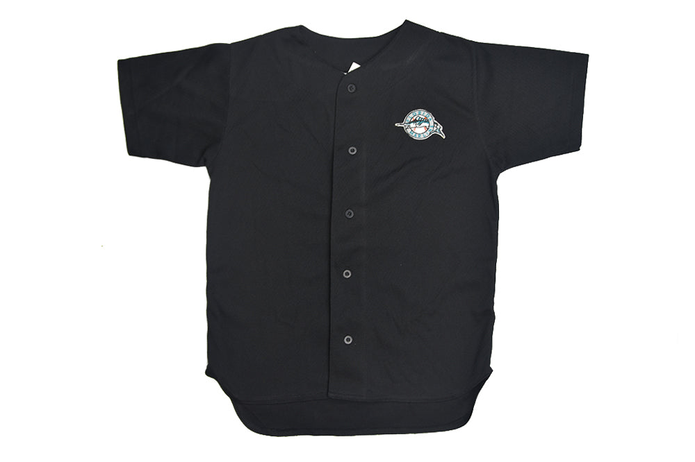 Florida Marlins Patch Jersey