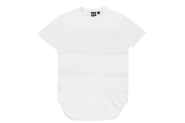 Massiv. Mind Panel Tee White