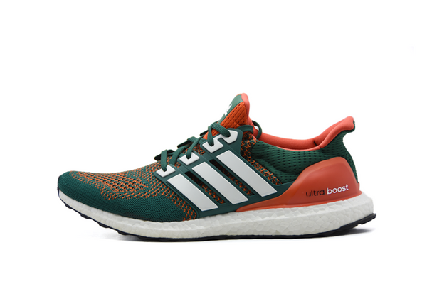 "Adidas Ultra Boost M ""Miami Hurricanes"" PE"
