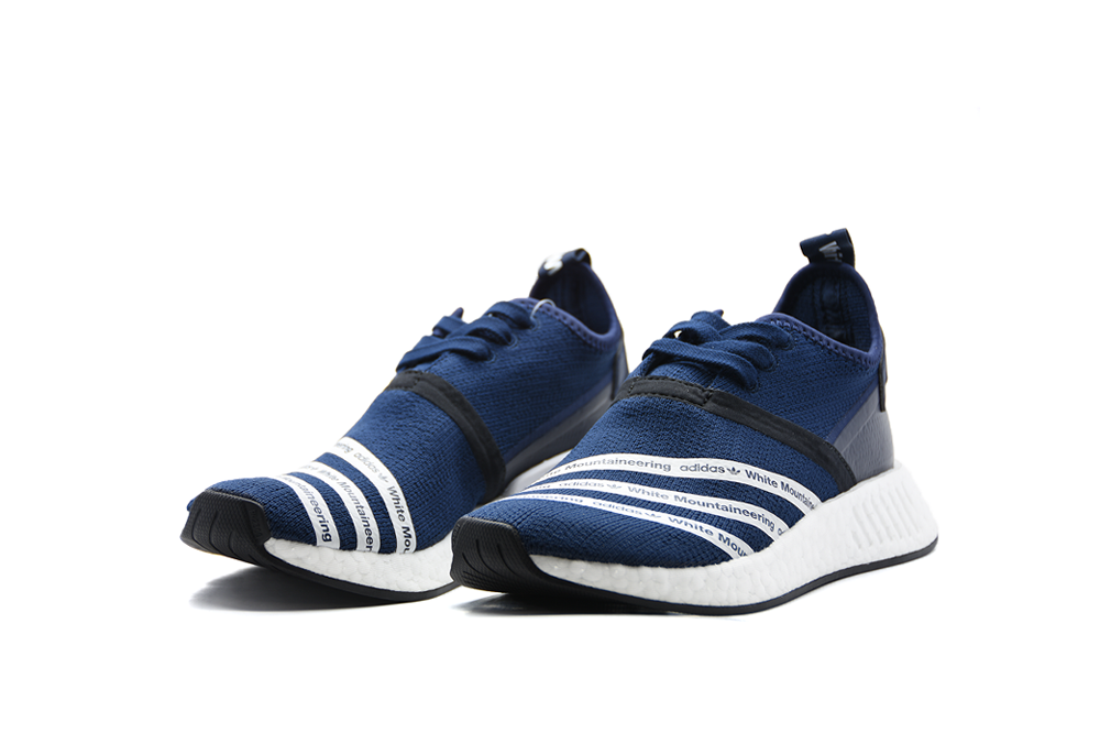 "Adidas x White Mountaineering NMD R2 PK ""Navy"""