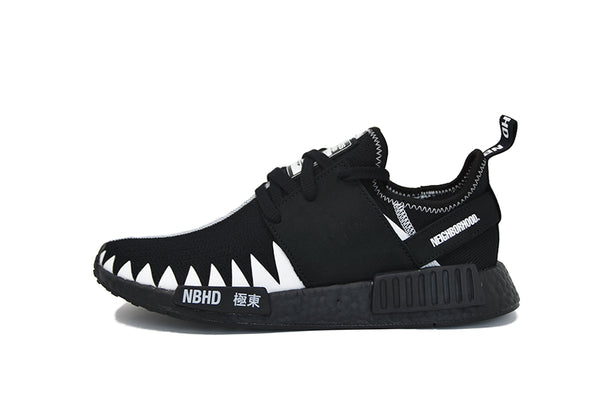 "Adidas x Neighborhood NMD R1 ""Core Black"""