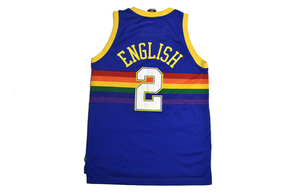 Denver Nuggets Alex English HWC Jersey