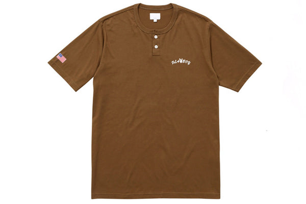 Supreme Playboy S/S Henley Top