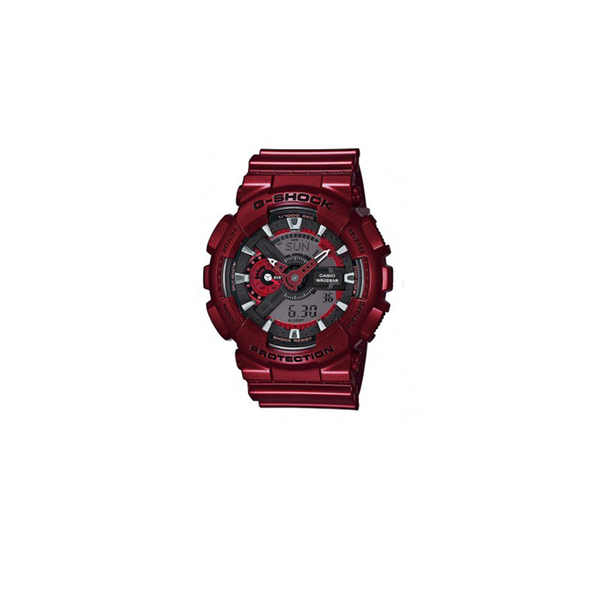 "G -Shock ""Red Metallic"""