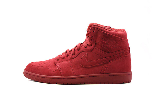 "Air Jordan 1 Retro High ""Red Suede"""