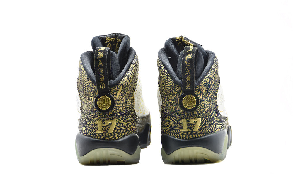 "Air Jordan 9 Retro ""Doernbecher"""