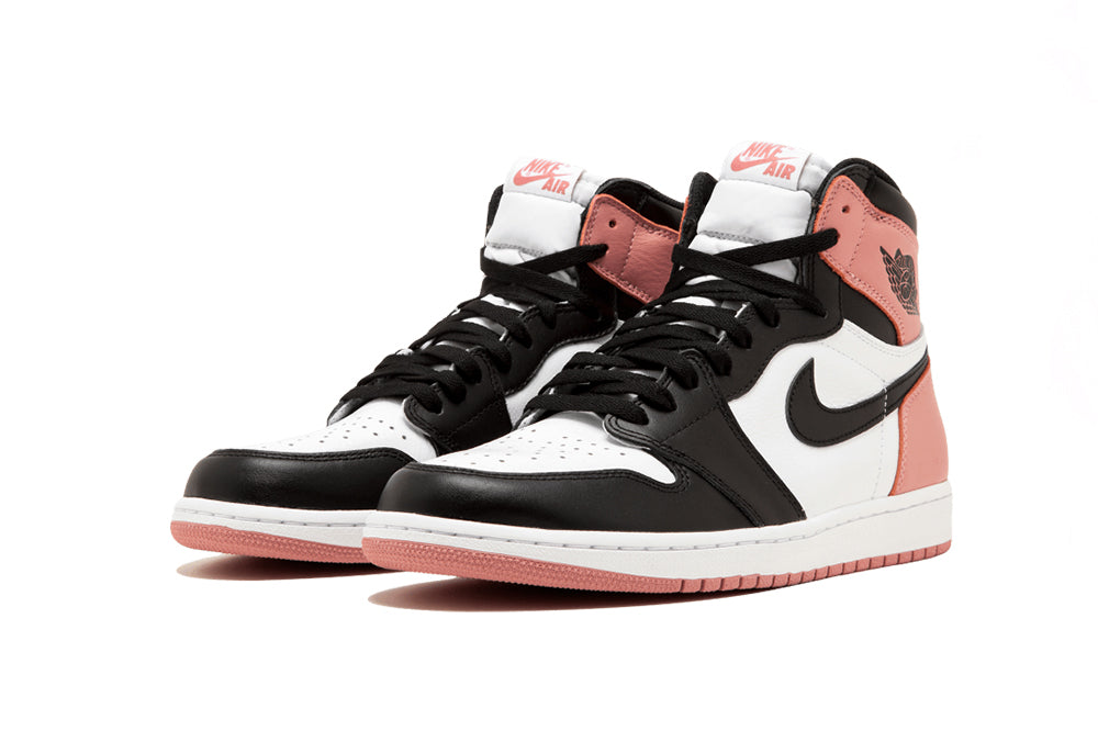 "Air Jordan 1 Retro High ""Rust Pink"" (Art Basel Miami Exclusive)"