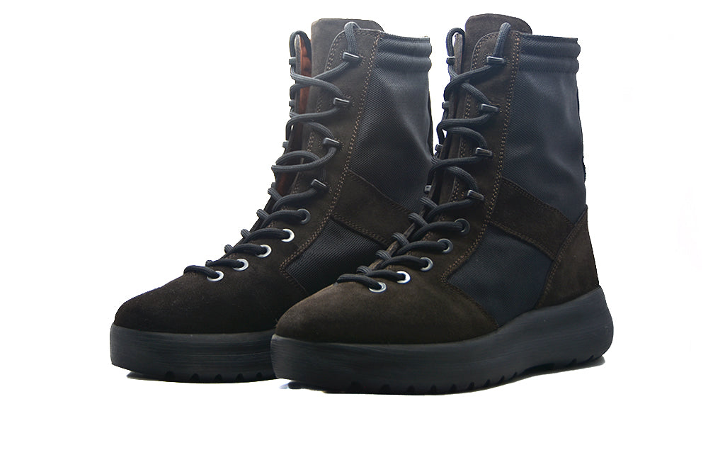 "Yeezy Season 3 Military Boot ""Onyx Shade"""