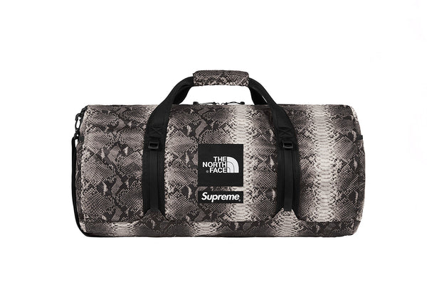 Supreme x The North Face Snakeskin Flyweight Duffle Bag