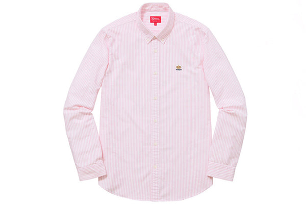 Supreme Oxford Shirt L/S