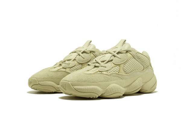 "Adidas Yeezy 500 ""Supermoon Yellow"""