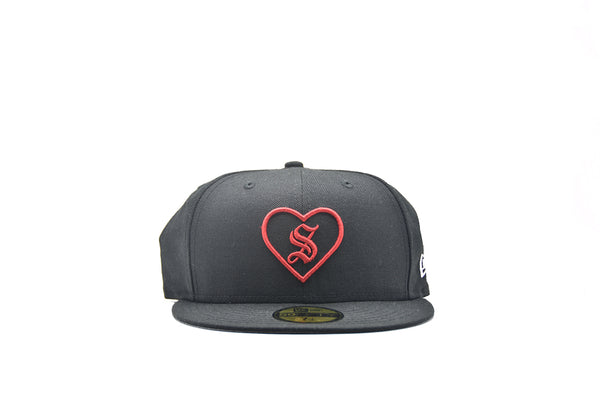 Supreme Heart New Era Cap