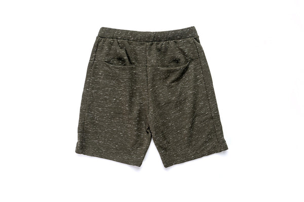 Entity French Terry Triblend Knit Short