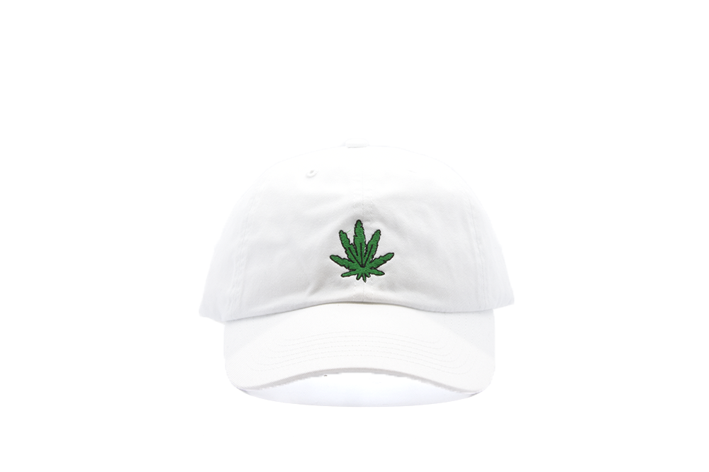 The High Rise Leaf Dad Hat