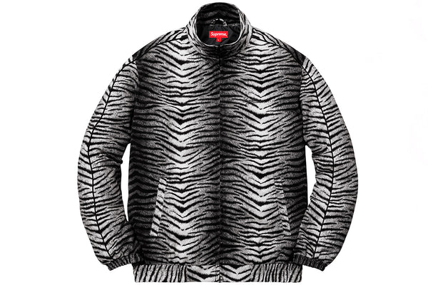 Supreme Tiger Stripe Track Jacket
