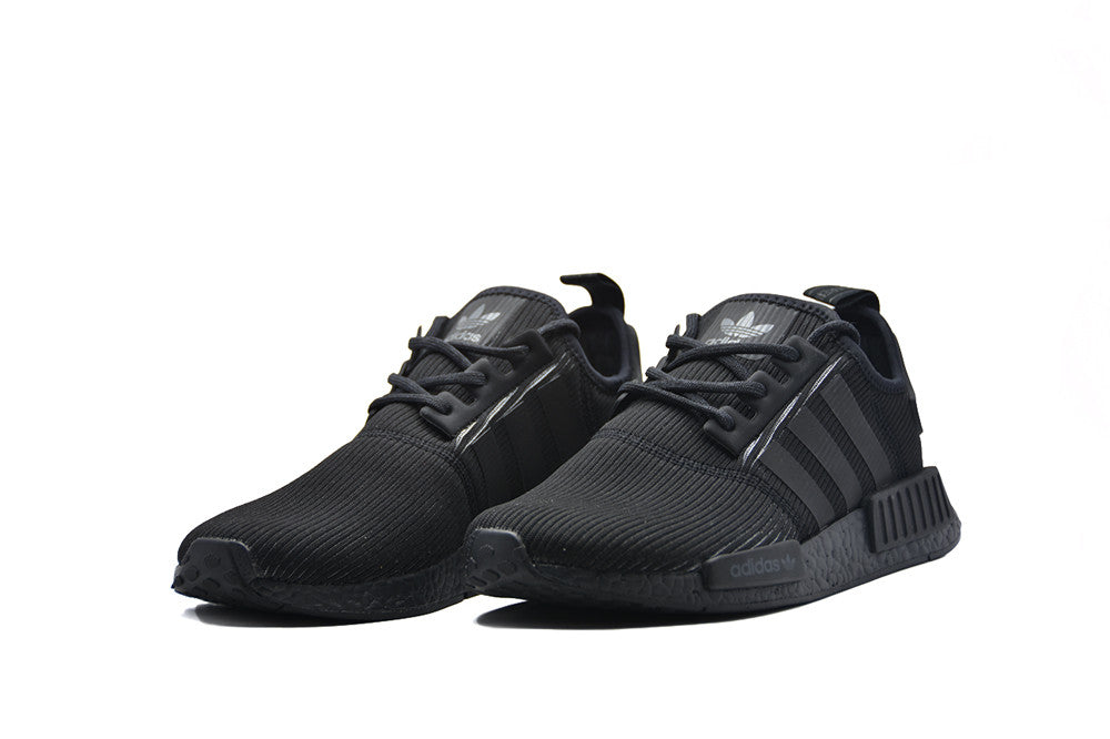 "Adidas NMD R1 ""Triple Black 3M"""