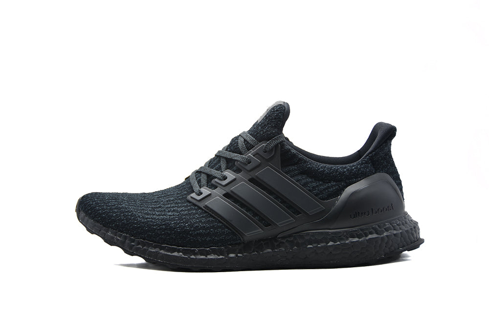 adidas ultra boost 3 0 triple black sneak attack. Black Bedroom Furniture Sets. Home Design Ideas
