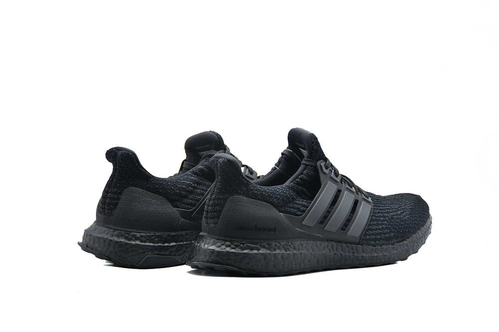 1512822fa42be coupon for adidas ultra boost 3.0 triple black v2 f80fa 49cf8