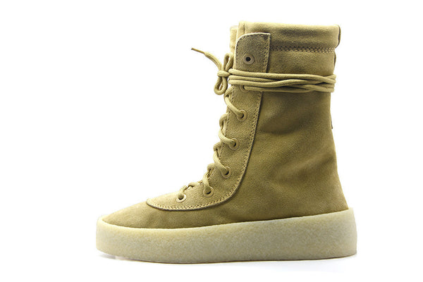 "Yeezy Season 2 Military Crepe Boot ""Taupe"""