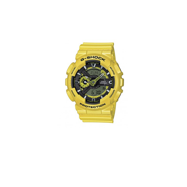 "G-Shock ""Yellow Metallic"""