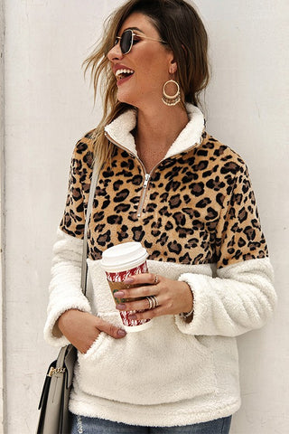 Addicted Leopard Pullover