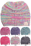 CC Beanies for Women and Girls