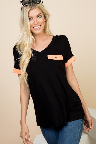 Kami Short Sleeve top