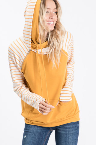 Rescue Story Long Sleeve top with hood