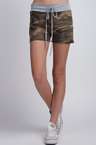Invisible Camo Shorts