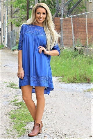 Joy Lace Dress