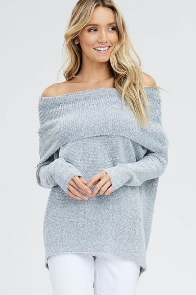 City by the bay Off shoulder top