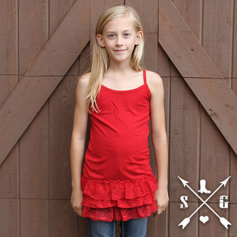 Darlene Cami Slip Dress for Girls