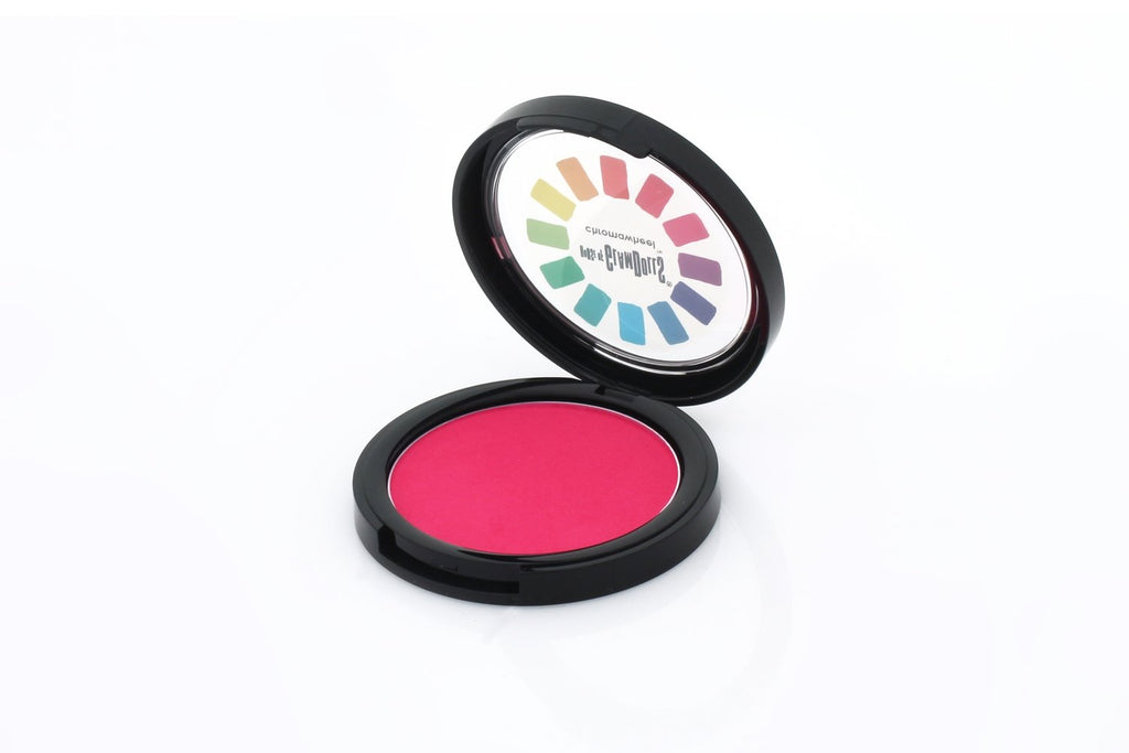 Bouncy pigment: GlamDoll
