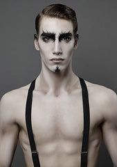The Art of Male Makeup Book - SPECIAL OFFER