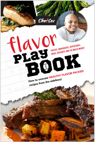 The Flavor PlayBook Soft Cover